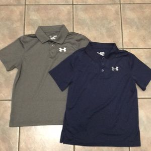 NWOT UNDER ARMOUR SHIRT BUNDLE BOYS SZ L/XL